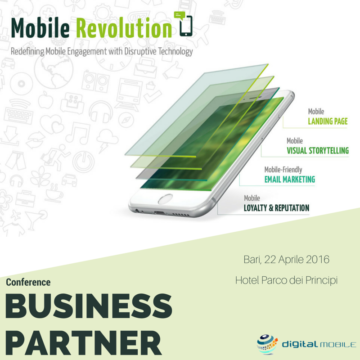 Conference Business Partner Digital Mobile