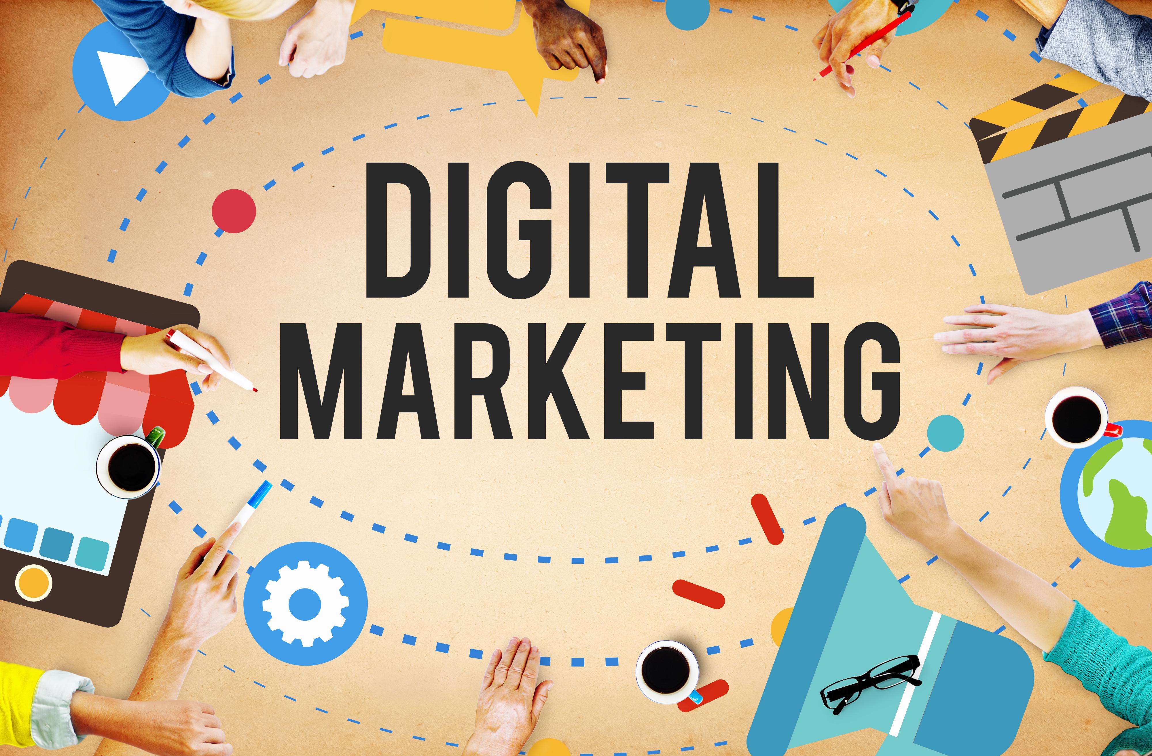 Risultati immagini per digital marketing